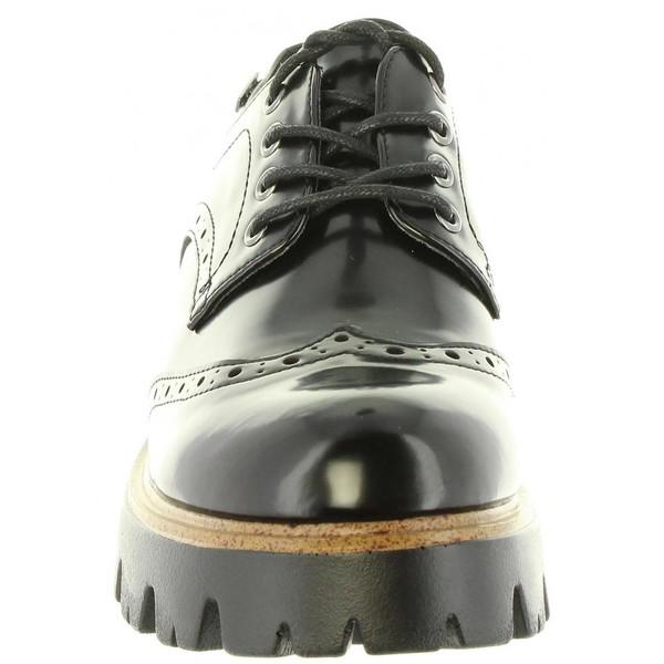 289578805fe 5cm Zapato mujer - negro MTNG 50889 OXFY C28590 MILA NEGRO