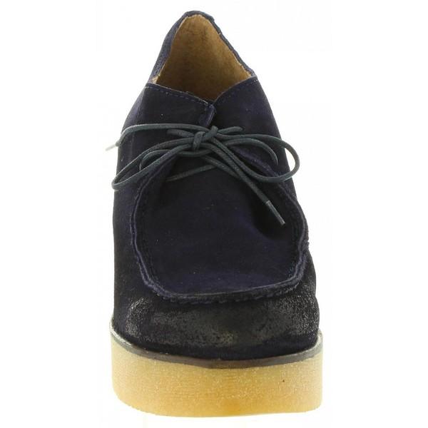 8cm Zapato de tacón mujer - marino