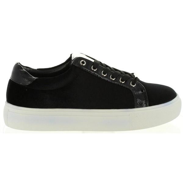 Sneaker mujer - negro