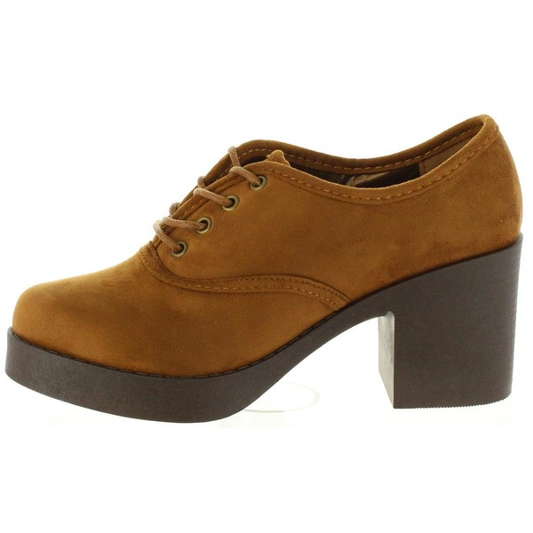 8cm Zapato tacón mujer - beige