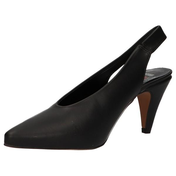 7cm Zapato tacón mujer Negro