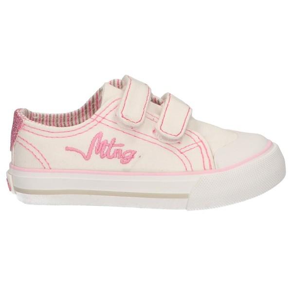 Sneaker junior - blanco