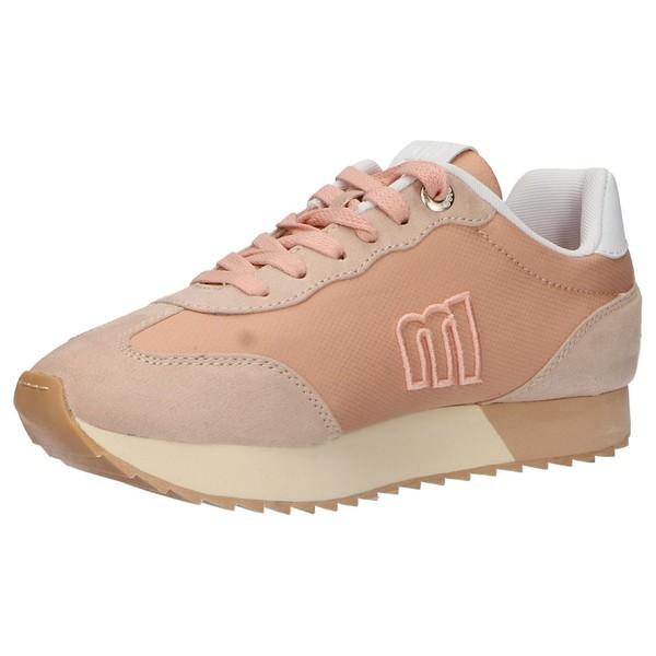 Sneaker mujer - beige