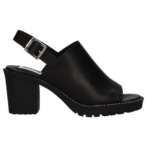 7cm Zapato tacón mujer - negro