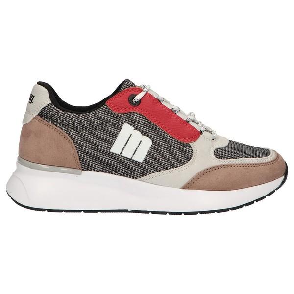 Sneaker mujer - rojo