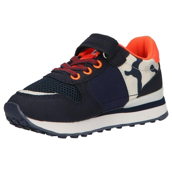 Sneaker niño y niña - azul