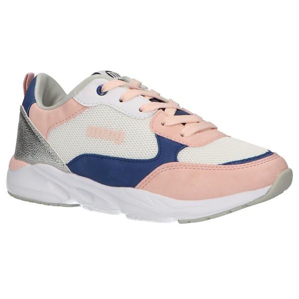 Sneaker chunky junior - rosa