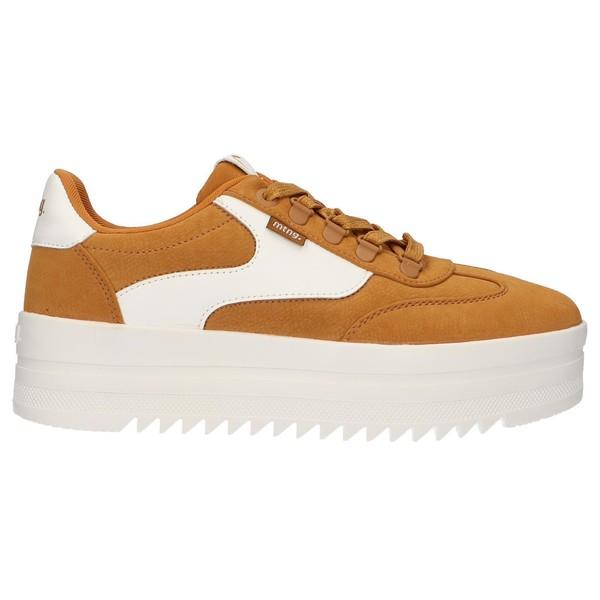 Sneaker mujer - camel