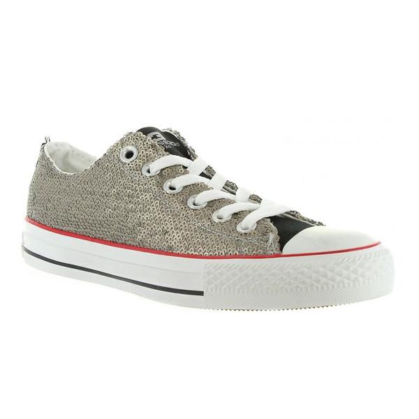 Sneaker mujer - bronce