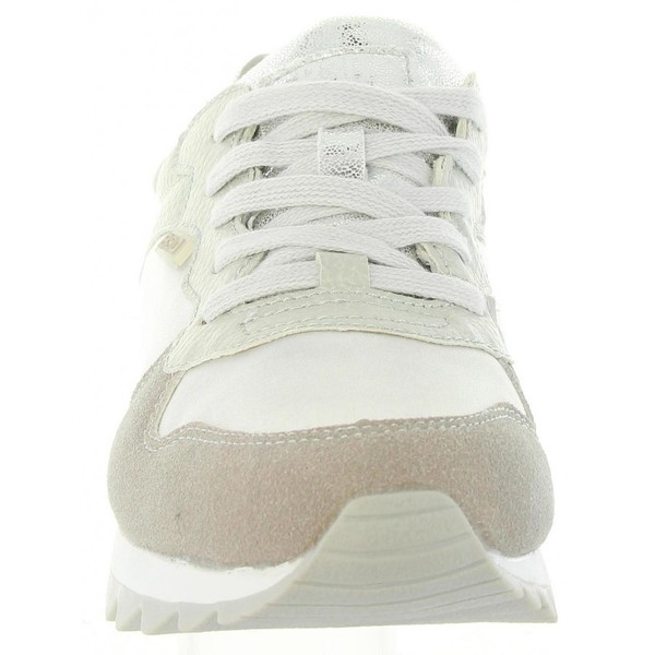 Sneaker de niña - plateado