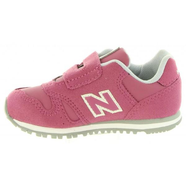 Sneaker infantil - burdeos
