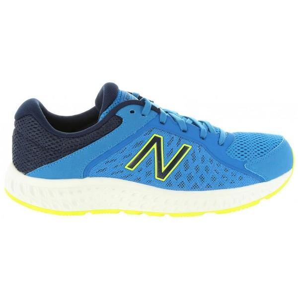 Sneaker hombre - azul royal