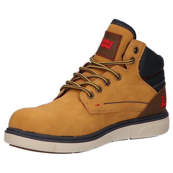 Sneaker junior - marrón