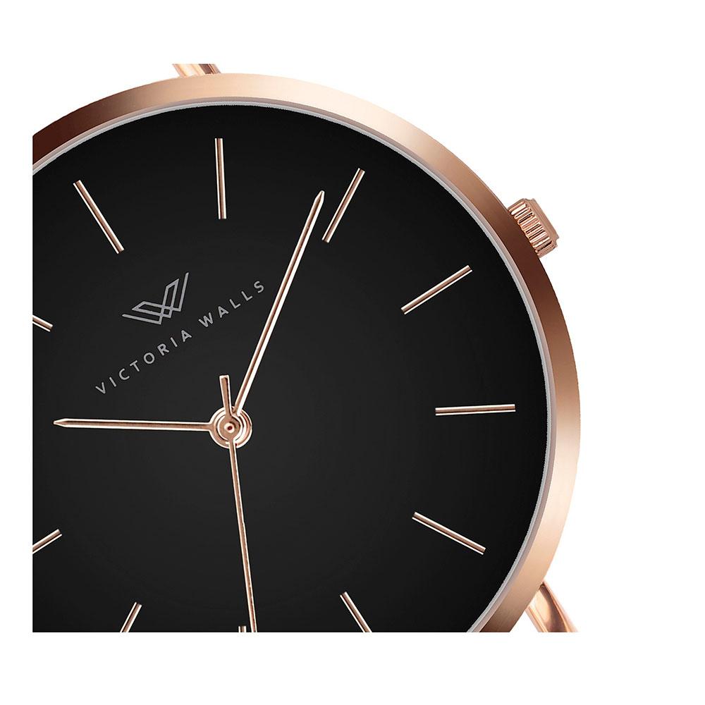 Set (Reloj + pulsera) mujer - rosa dorado