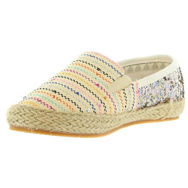Zapato junior - hueso