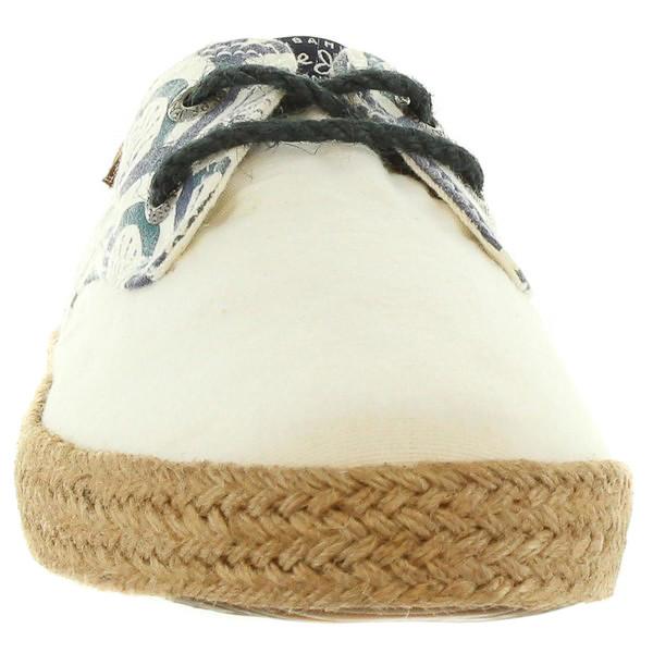 Zapato junior - blanco