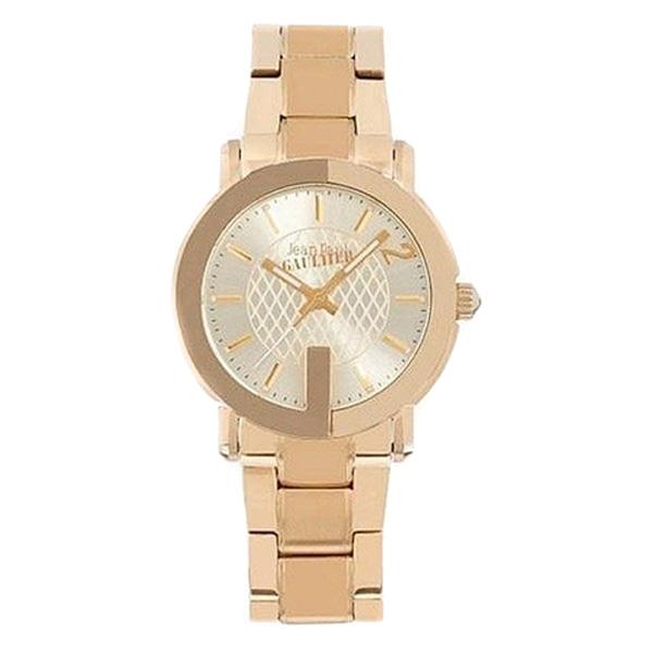 Reloj mujer analógico metal - dorado