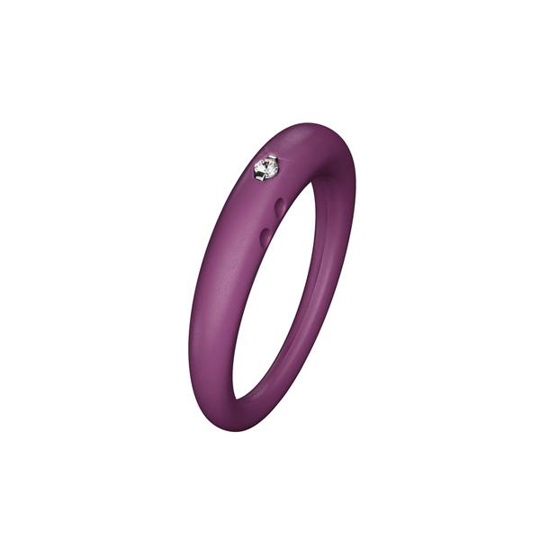 Anillo mujer t.L - violeta