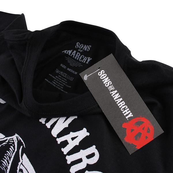 Camiseta m/corta hombre - negro