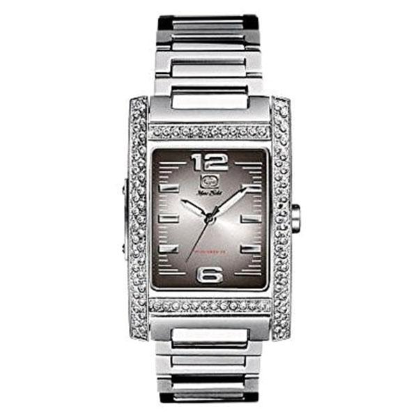 0fc8f00434c5 Reloj hombre analógico - plateado MARC ECKO E95001G1