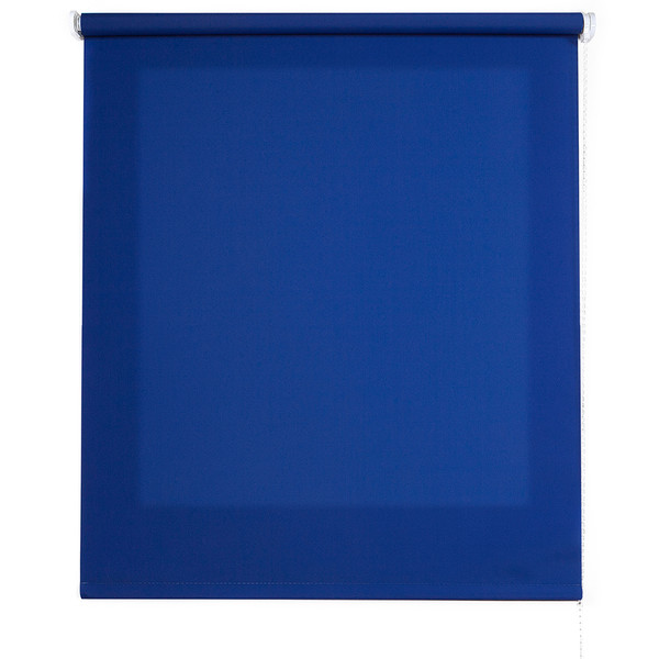 Estor enrollable traslúcido - azul