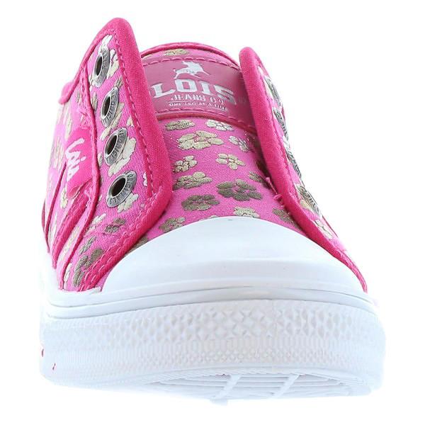 Sneaker infantil/junior - fucsia