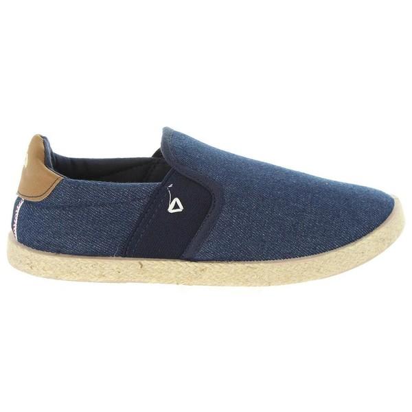 Zapato slip-on junior - azul