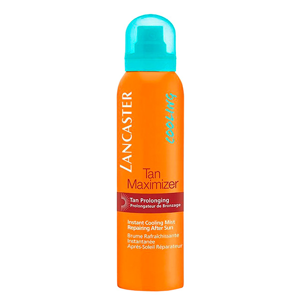 Aceite hidratante after-sun Tan Maximizer Instant Cooling