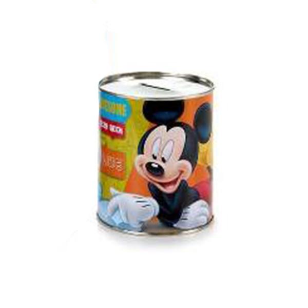 Hucha metal Mickey