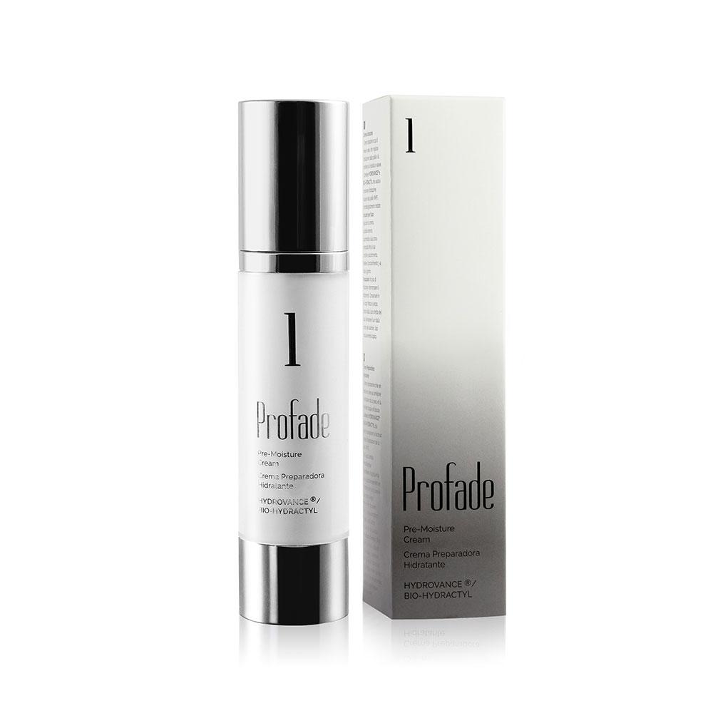 Crema hidratante Profade 1 para tratamientos láser