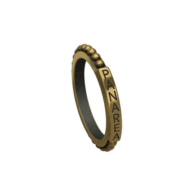 Anillo plata mujer t.14 - bronce
