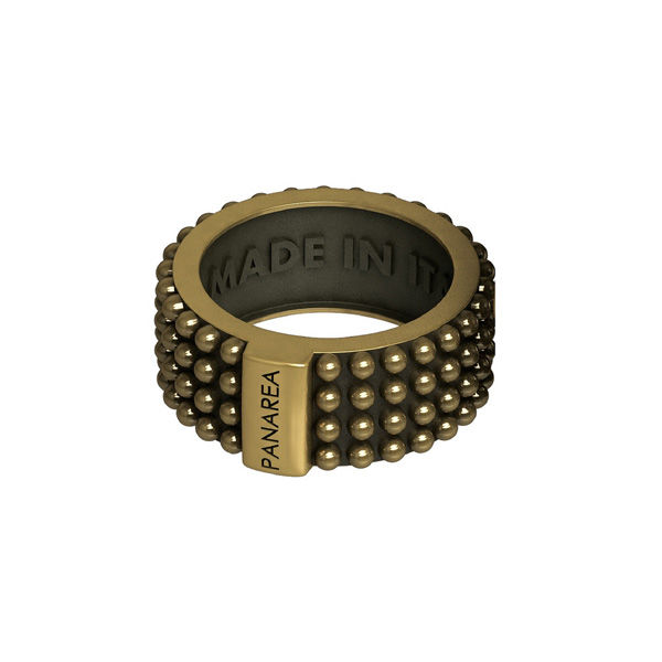 Anillo plata mujer t.12 - bronce