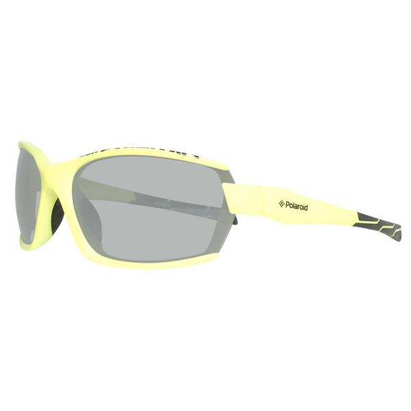 Gafas de sol unisex cal.66 metal - azul