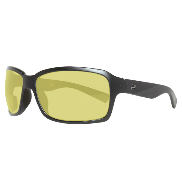 Gafas de sol hombre cal.52 inyectado - negro