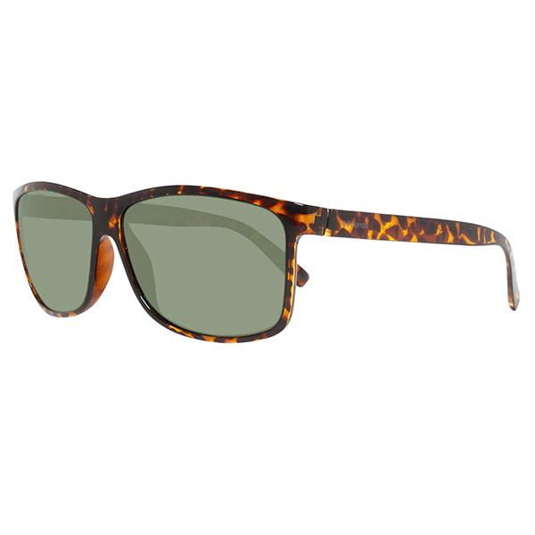 Gafas de sol hombre calibre 48 policarbonato - marrón