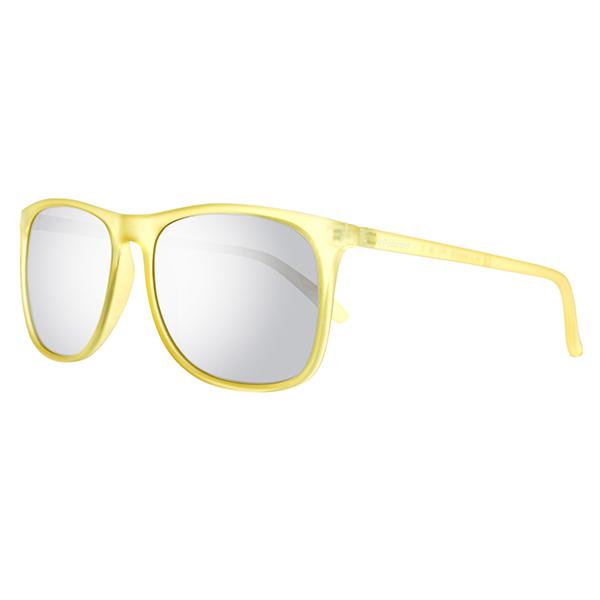 Gafas de sol unisex Cal. 56 policarbonato - amarillo
