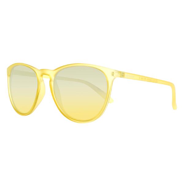 Gafas de sol unisex cal.54 policarbonato - amarillo