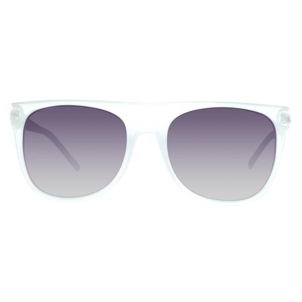 Gafas de sol unisex cal.56 policarbonato - blanco