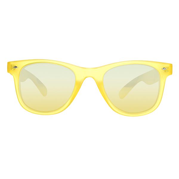 Gafas de sol unisex cal.48 policarbonato - amarillo