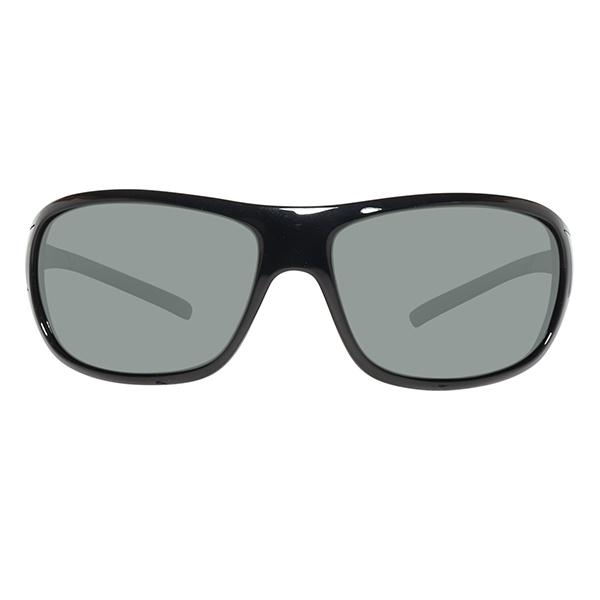 Gafas de sol hombre     cal.65 acetato  - negro