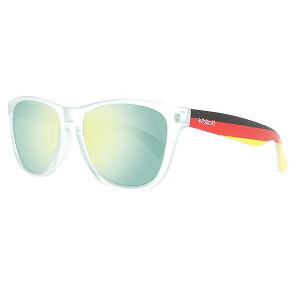 Gafas de sol unisex cal.55 policarbonato - transparente