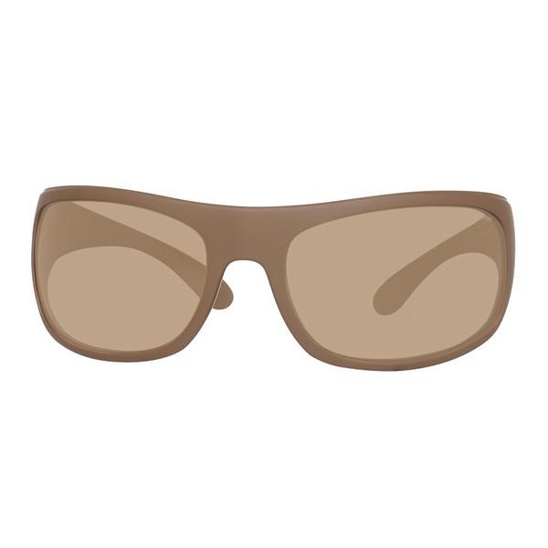 Gafas de sol unisex cal.70 inyectado - marrón