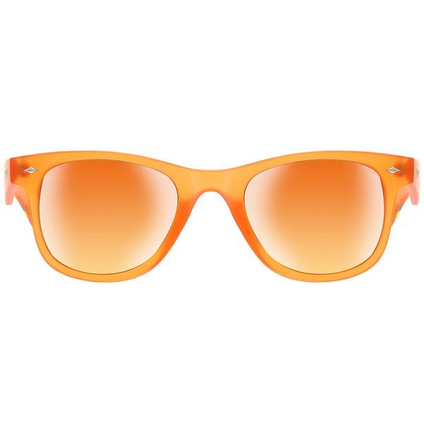 Gafas de sol unisex cal.50 plástico - naranja