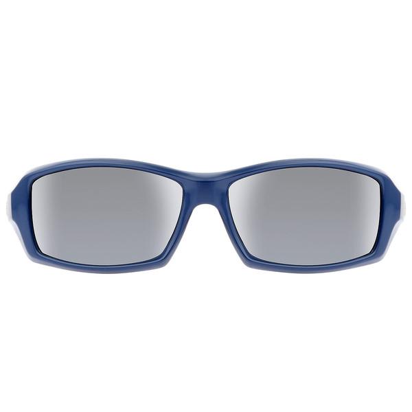 Gafas de sol unisex cal.63 plástico - azul