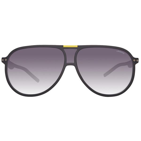 Gafas de sol hombre acetato - negro
