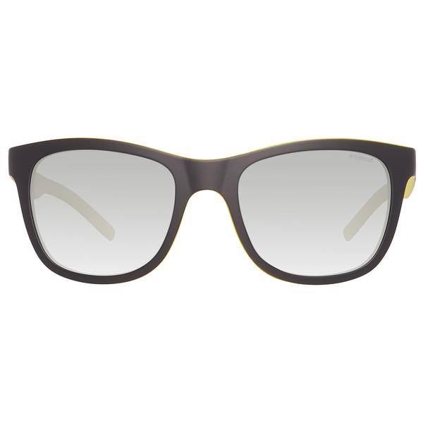 Gafas de sol hombre cal.54 acetato - negro/amarillo