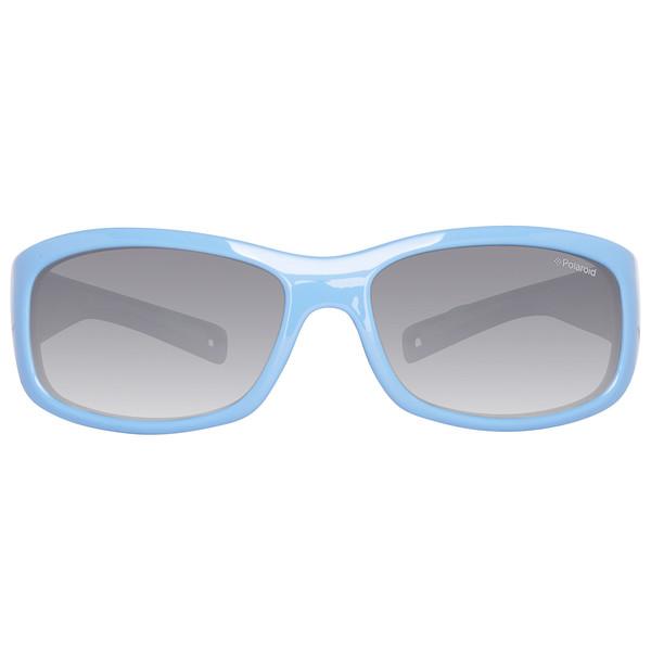 Gafas de sol infantil cal.47 acetato - azul