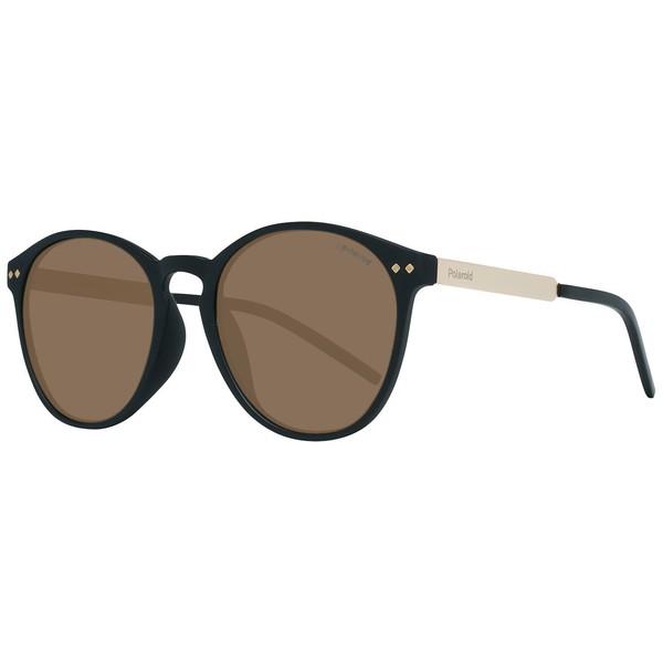 Gafas de sol metal/plástico unisex - negro