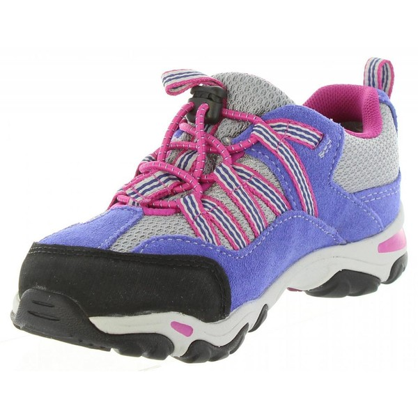 Sneaker piel infantil - lila