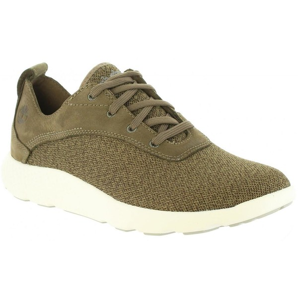 Sneaker piel hombre - taupe